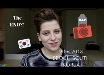 [Kimiko w Korei] | #1VLOG | Pierwsze problemy
