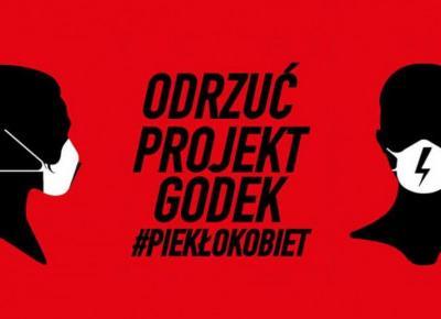 Czy Kobietom w Polsce zostaną odebrane podstawowe prawa człowieka?- tych praw człowieka możesz niedługo nie mieć #PIEKŁKOBIET
