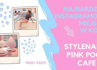 Must visit places in Seoul | Stylenada Pink Pool Cafe- 100% INSTA WORTHY