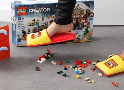 KONIEC CIERPIENIA-LEGO PRODUKUJE KAPCIE PRZECIWKO SWOIM KLOCKOM