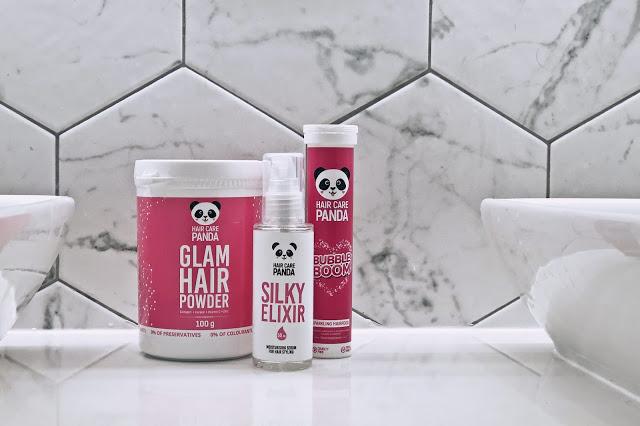 Weganska pielegnacja włosów z Hair care panda - King Of Temptations