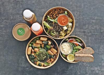 King Of Temptations: Wyeliminowałem ze swojej diety mięso i gluten! Czy da się przeżyć na diecie pudełkowej dla wegan?