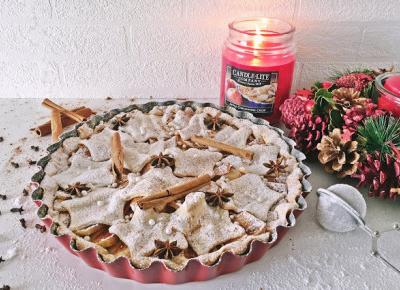 King Of Temptations: Świąteczna tarta z jabłkami! Proste i szybkie ciasto na święta.