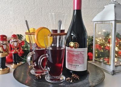 King Of Temptations: Jak przygotować grzane wino na Święta. Jak dobrać wino oraz dodatki do niego.