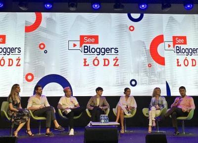 Pierwszy raz byłem na See Bloggers 2019 - Największy festiwal dla twórców internetowych w Polsce - King Of Temptations
