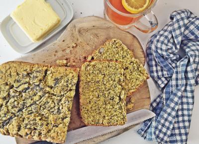 King Of Temptations: Kukurydziany chleb na mleku z ziarnami! Zobacz jaki jest prosty w przygotowaniu