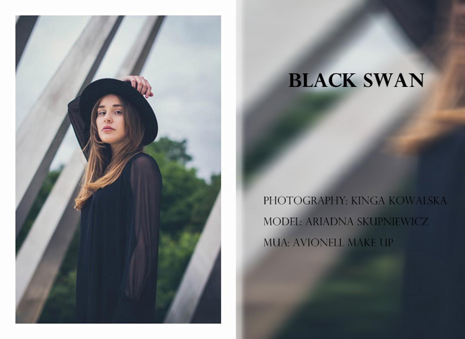 Black Swan        |         Kowalska Kinga