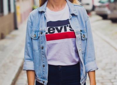 Levi's T-shirt - Kowalska Kinga