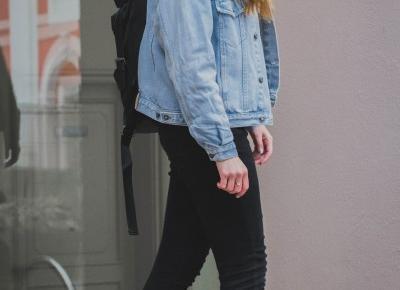 Jeans jacket - Kowalska Kinga
