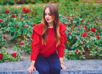 Red & Roses - Kowalska Kinga