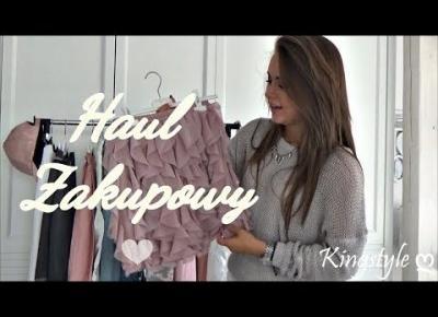 3ღ. Haul Zakupowy Wyprzedażowy / Shopping Haul Of Sale... by Kinga ღ