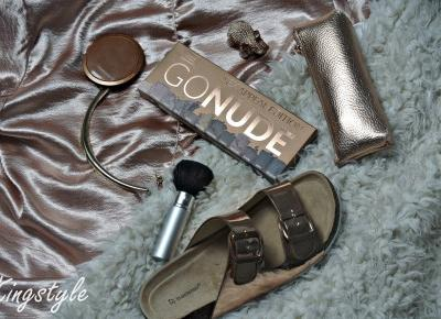79ღ. Review Of Palette of Shadows & Bronzing Powder & Creams