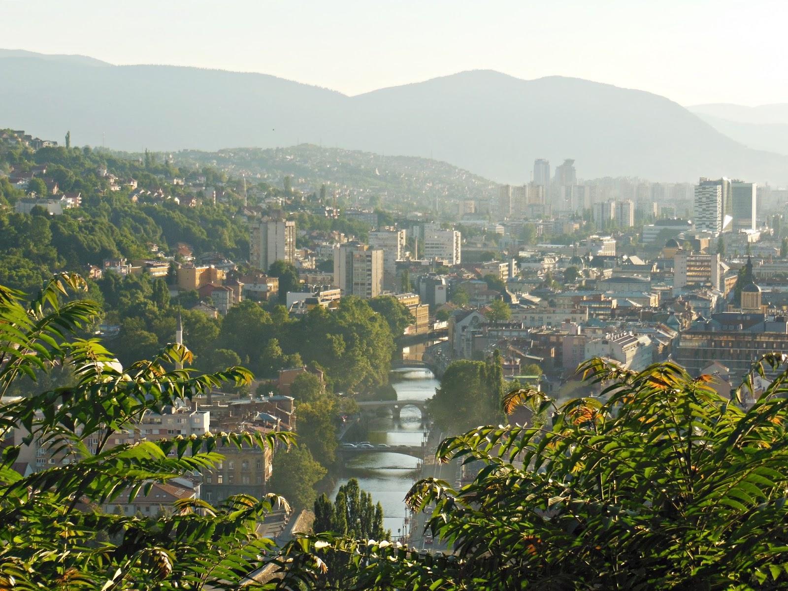 Co zobaczyć‡w Sarajewie? Moje ulubione miejsca.