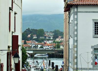 Urocze francuskie miejscowości, czyli Saint-Jean-de-Luz oraz Ciboure