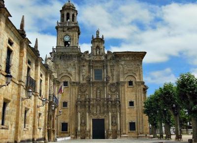 Miasta i miasteczka na Camino del Norte #3