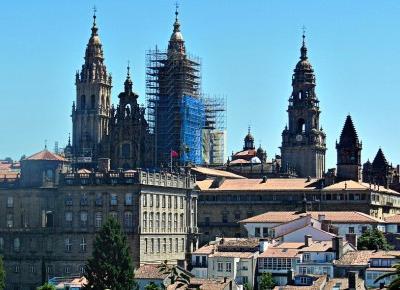 Santiago de Compostela. E M O C J E.