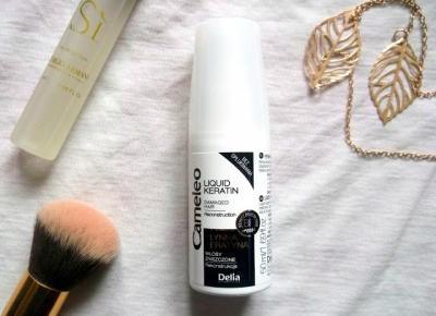 In makeup world . . . : Płynna keratyna, ratunek dla włosów suchych i zniszczonych!