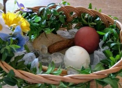 Drobnostki...: Wielkanoc - życzenia
