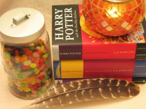 Kitty Candy: HARRY POTTER TAG    małe nocne obserwatorium