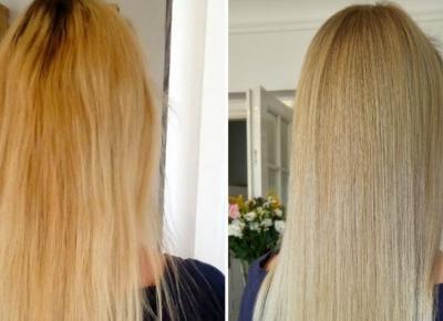 Jak naprawić blond włosy samemu aby wyglądały naprawdę dobrze?