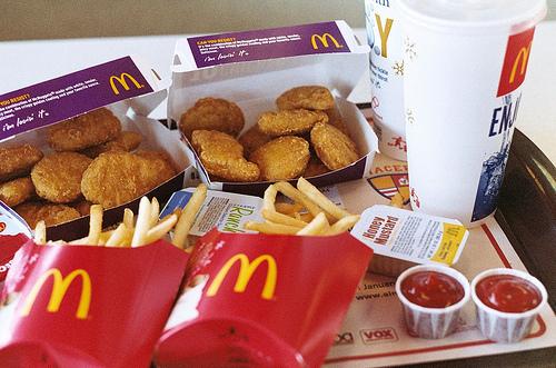 Wegańskie nuggetsy w McDonald's!