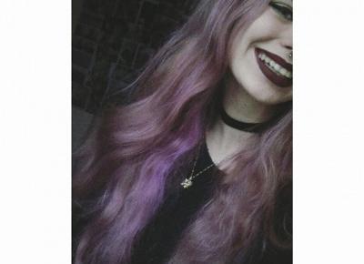 Jaką farbę wybrać, by mieć fioletowe włosy? I jak je później zmyć?