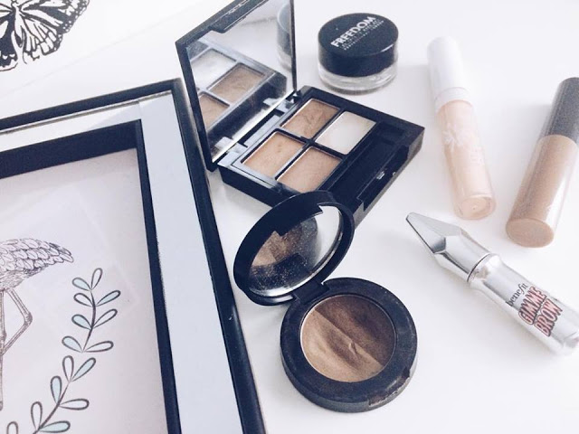 written with flowers blog: FAVOURITE BROW PRODUCTS