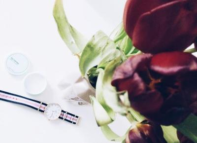 written with flowers blog: BY NANDA l MERING LOOSE POWDER REVIEW