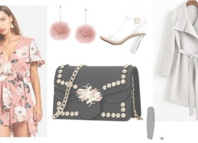written with flowers blog: ZAFUL VALENTINE'S DAY WISHLIST ! VALENTINE'S DAY OUTFIT
