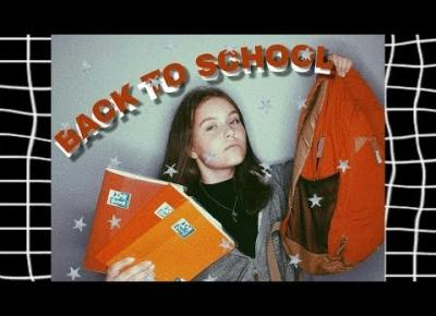 NOWY!!! BACK TO SCHOOL + BONUS 2018 ||   klaudiaishappy