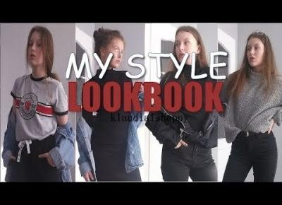 MY STYLE LOOKBOOK   ||  klaudiaishappy