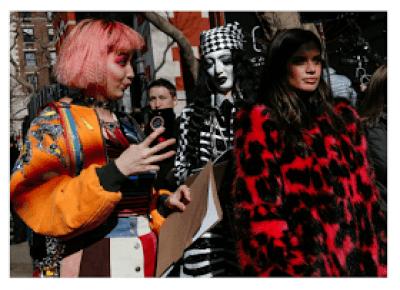 Kto robił furorę? - Fashion Week NY 2017