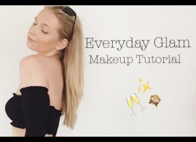 Everyday Glam Makeup | Kalani