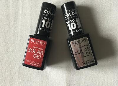 Lakier, który wytrzyma 10 dni bez lampy UV?! #Revers