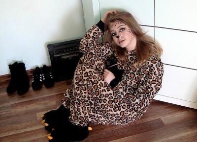 Klaudia Modelska: KIGURUMI PANTHER