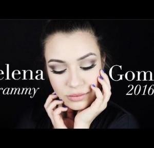 Selena Gomez Grammys 2016 Makeup |klaudiałepkowska