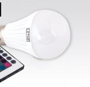 Żelazko parowe z wyświetlaczem LCD i opiekacz 3w1 Silvercrest oraz Minikompresor z Lidla, Żarówka LED RGB Lethe z Biedronki :: KupPanGadżet