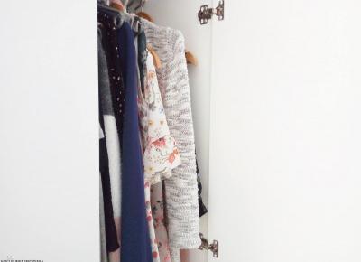 Koci punkt widzenia: Minimalistyczna garderoba #5 | bluzki oraz moda w capsule wardrobe