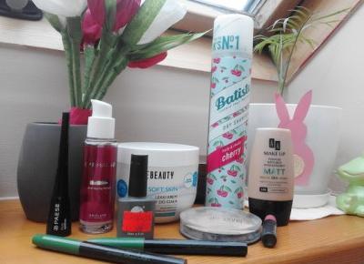 Koci punkt widzenia: Ile kosmetyków w ciągu roku zużywa kobieta? | denko #3