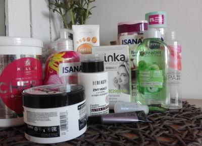 Koci punkt widzenia: Ile kosmetyków w ciągu roku zużywa kobieta? | denko #4