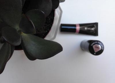 Koci punkt widzenia: Pink Gold, czyli kosmetyki Semilac