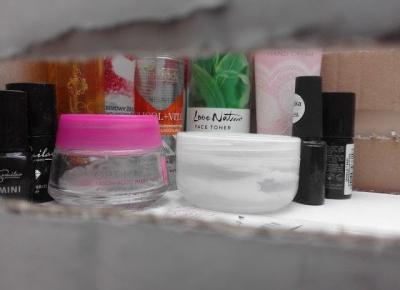 Koci punkt widzenia: Ile w ciągu roku kobieta zużywa kosmetyków? | Denko #2