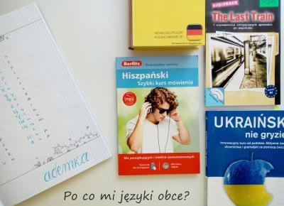 Koci punkt widzenia: Dlaczego warto się uczyć języków obcych?