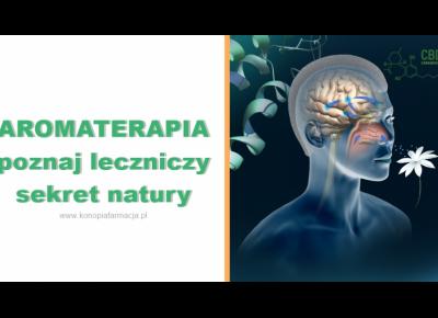Aromaterapia, czyli leczenie zapachami - Konopia Farmacja - Produkty konopne