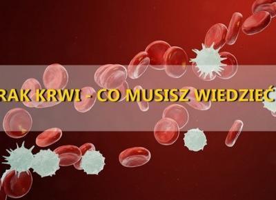 28 maja obchodzimy Światowy Dzień Walki z Nowotworami Krwi