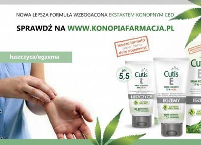 Łuszczyca leczenie za pomocą produktów z CBD