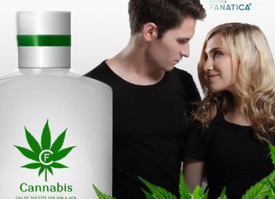Perfum konopny Cannabis UNISEX