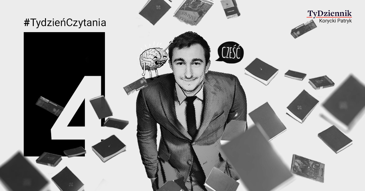 Jak czytanie książek wpływa na mózg? - TyDziennik   Patryk Korycki