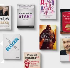 Chcesz być genialnym blogerem? 9 książek jak robić TO lepiej - TyDziennik | Patryk Korycki