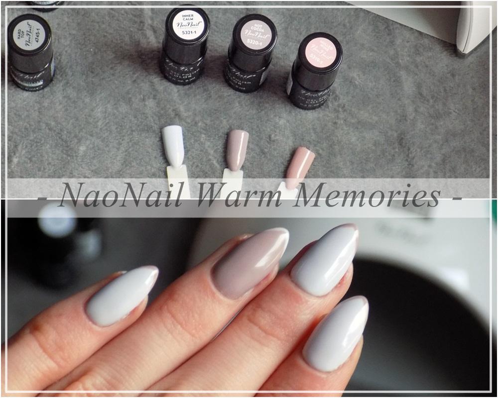 NeoNail Warming Memories + paznokcie  - Ksanaru